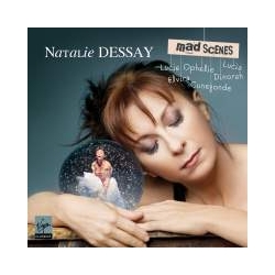 Natalie Dessay: Mad Scenes. 1 CD. Virgin
