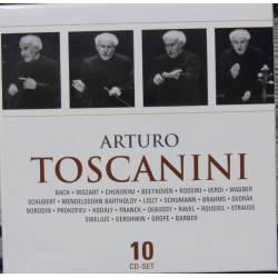 Arturo Toscanini: A Portrait. 10 cd. Box set