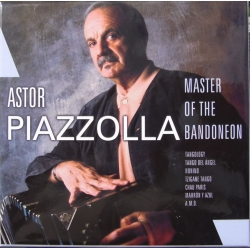 Astor Piazzolla. Master of the Bandoneon. 10 cd. Membran