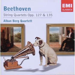 Beethoven: Strygekvartet Op. 127 & 135. Alban Berg Quartet. 1 cd. EMI Encore
