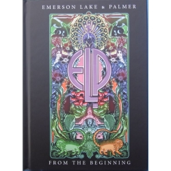 Emerson, Lake & Palmer. From the Beginning. 5 CD. + Bog.