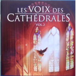 Cathedral Voices - Sacred Choruses. Various Artists. Vol. II. 2 CD. Virgin