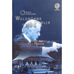 Berliner Philharmoniker: Latin American Night. Barenboim. 1 DVD. TDK