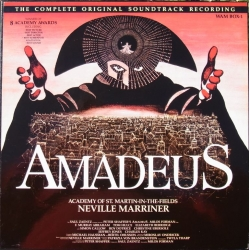 Amadeus. The Complete original Soundtrack recordings. 3 LP. CBS