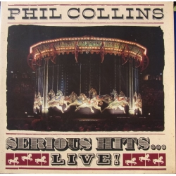 Phil Collins. Serious Hits. 2 LP. Warner