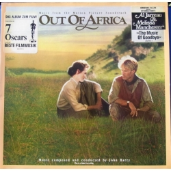 Out of Africa. Music from the Film. 1 LP. MCA