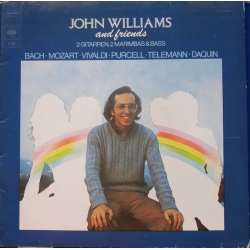 John Williams and Friends. 1 LP. CBS 73847