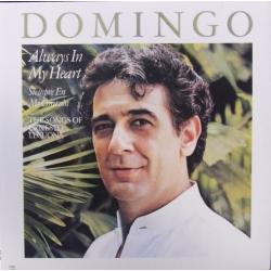 Placido Domingo: Always in my heart. Spanish and Mexican songs of Lecuona. 1 CD. Sony