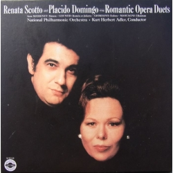 Romantic opera duets. Domingo, Scotto. 1 cd. Sony