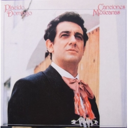 Canciones Mexicanas. Placido Domingo. 1 CD. Sony