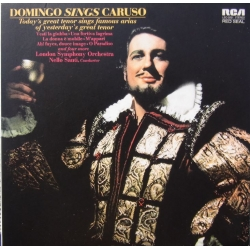 Domingo sings Caruso. 1 CD. RCA