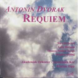 Dvorak: Requiem. Academic Choir & Orchestra. Morten Torp. Pavlovski, Hovman, Kragh, Milling. 2 CD. Classico, New Copy