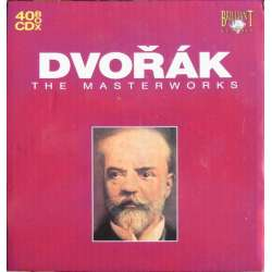 Dvorak: The Masterworks. 40 CD. Brilliant Classics