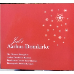 Christmas in Aarhus Cathedral. Sct. Clemens Boys Choir. 1 cd. CDK 1077a