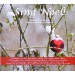 Christmas Carols. Hymnia Chamber Choir. Flemming Windekilde. 2 CD. CDK 1115