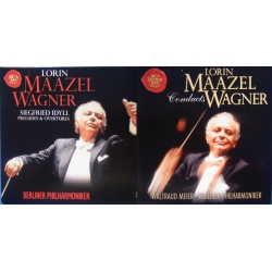 Wagner: Overtures complete. Lorin Maazel. 2 CD. RCA