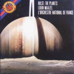Holst: The Planets. Lorin Maazel, Orchestre National de France. 1 CD. Sony