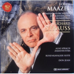 Strauss: Also Sprach Zarathustra & Don Juan. Lorin Maazel. 1 CD. RCA