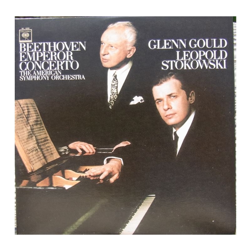 a place to call home box set glenn gould bach beethoven schoenberg plade klassikeren Beethoven: Piano Concerto no. 5. Glenn Gould, Leopold Stokowski.