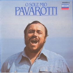 Pavarotti. O Sole Mio. Favourite Neapolitan songs. 1 CD. Decca.