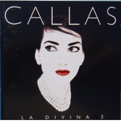 Maria Callas: La Divina vol. 2. 1 CD. EMI