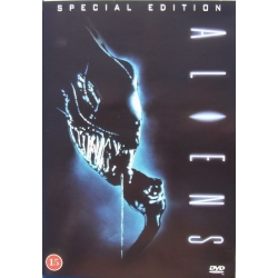 Aliens II. Sigourney Weaver. Special Edition. 1 DVD. Science-Fiction
