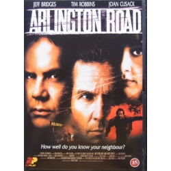 Arlington Road. Jeff Bridges, Tim Robbins, Joan Cusack. 1 DVD.