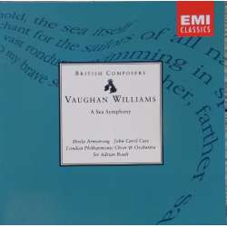 Vaughan Williams: Symfoni nr. 1. London PO. Adrian Boult. 1 CD. EMI