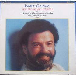James Galway: The Pachelbel Canon, I started a Joke. 1 LP. RCA