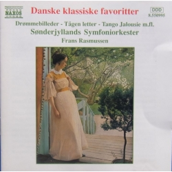 Danish Classical favourites. CD. Naxos