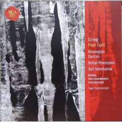 Grieg: Peer Gynt & Norwegian dances. Inger Dam Jensen, Yuri Temirkanov, Royal PO. 1 CD. RCA