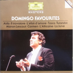 Domingo Favourites. 1 CD. DG