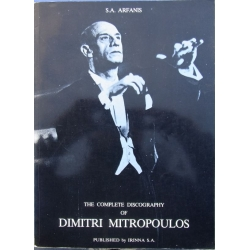 Dimitri Mitropoulos. The Complete Discography. 100 siders bog.