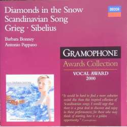 Scandinavian songs. Grieg & Sibelius. Barbara Bonney, Antonio Pappano. 1 CD. Decca