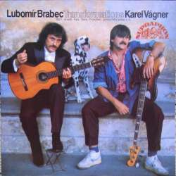 Guitar Transformations. Lubomir Brabec + Karel Vagner. 1 CD. Supraphon