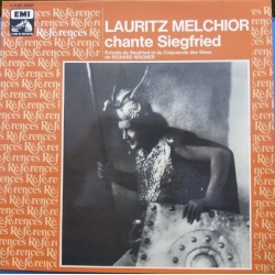 Lauritz Melchior synger arier fra Wagners Siegfried. 1 LP. EMI