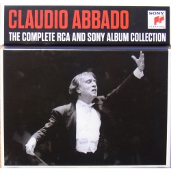 Claudio Abbado: The Complete Sony and RCA Album Collection. 39 CD