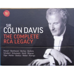 Sir Colin Davis: The Complete RCA Legacy. 51 CD