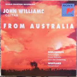 John Williams from Australia. 1 CD. Sony