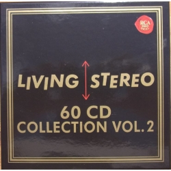 RCA Living Stereo: 60 CD samling. Vol. 2.