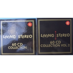 RCA Living Stereo: Vol. 1 & 2. 120 CD. RCA