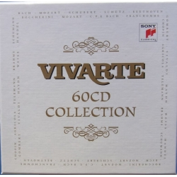 Vivarte Collection. 60 CD. Sony