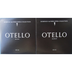 Verdi: Otello. Domingo, Scotto, Milnes. James Levine. 2 CD. RCA