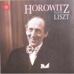 Horowitz plays Franz Liszt. 1 CD. RCA