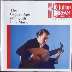 Julian Bream: The Golden age of english luth music. 1 CD. RCA