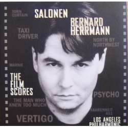 Bernard Herrmann: The Film Scores. Esa-Pekka Salonen. Los Angeles PO. 1 CD. Sony