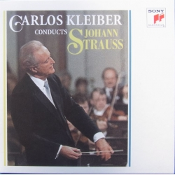 Carlos Kleiber conducts Johann Strauss. 1 CD. Sony