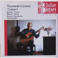 Twentieth Century Guitar music. Julian Bream. 1 CD. RCA