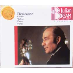 Dedication to Julian Bream. 1 CD. RCA