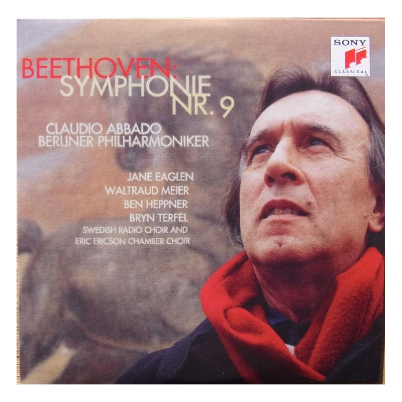a place to call home box set glenn gould bach beethoven schoenberg plade klassikeren Beethoven: Symphony no. 9. Claudio Abbado, Berliner Philharmoniker. 1 CD.
